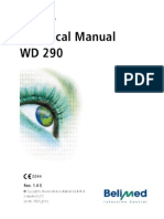 Belimed WD-290 Autoclave - Service Manual