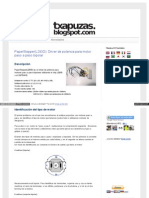 Txapuzas Blogspot Com Es 2009 12 Paperstepperl293d Driver De