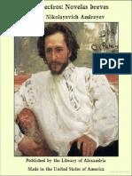 Leonid Nikolayevich Andreyev - Novelas Breves