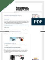 Txapuzas Blogspot Com Es 2009 12 Alimentacion Para Paperduin
