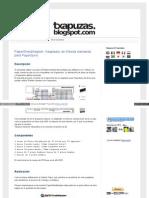 Txapuzas Blogspot Com Es 2009 12 Papershieldadapter Adaptado