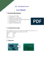 Serial Reader Protocol