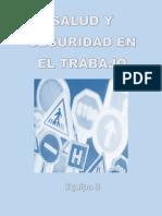 Salud y Seguridad en El Trabajo (1)