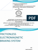 Electromechanical Braking System