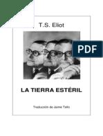 La tierra estéril (T S Eliot - trad J Tello).pdf