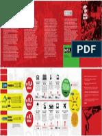 Folder em português para impressão