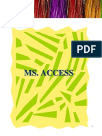 Ms. Access