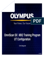 OmniSX MX2 Training 7 UT Configuration