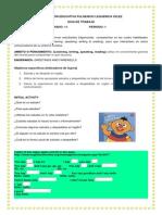Guia de trabajo inglés n°1- 11°