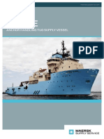L-type - Anchor Handling Tug Supply Vessel