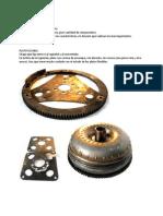 Componentes y Funcionamiento Transmision