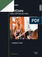 ADVCmini Installation Guide
