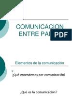 Comunicacion Entre Pares