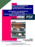 Protocolo Soa y Delito Seguridad Vial
