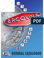 Ercolina_general_catalogue Ercolina Dobladoras de Tubo