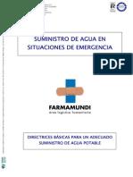 Manual Agua Emergencias