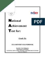Nat Examiners Handbook Grade 6 2013