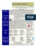 instructional insight newsletter march 2013