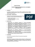 Bases Del Concurso - Gerencia Comercial