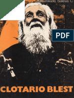 Los Ideales Pacifistas y El Cristianismo - Clotario Blest - 1980