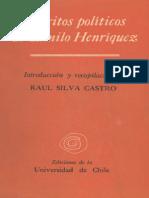Nociones Fundamentales Sobre Los Derechos de Los Pueblos Camilo Henriquez1812