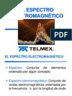 1.2 Espectroelectromagnetico