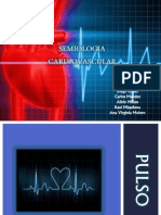 Semiologia Cardiovascular Pediatria