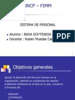 Sistema de Personal - BADA GOYTENDIA Cristian