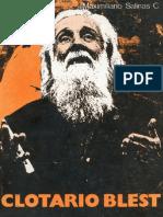 Defensa y solidaridad de la revolución  - Clotario Blest - 1980