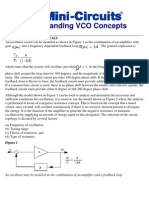 Minicircuits Vco Design
