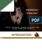 Nespresso Powerpoint