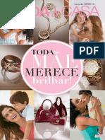 Folheto Avon Moda e Casa - Campanha 08/2014
