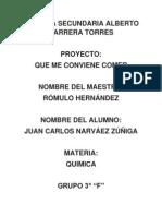 Escuela Secundaria Alberto Carrera Torres