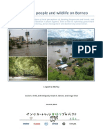 Forests, Floods, People and Wildlife on Borneo - Report for UNEP, by JA Wells, E Meijaard, NK Abram, and SA Wich, 2013