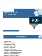 Systems Theory Modelling