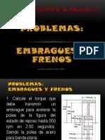Problemas Embragues y Frenos 1