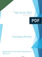 Unidad 2 Configurar SQL Server 2012