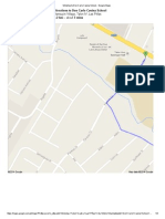 Ministop to Don Carlo Cavina School - Google Maps