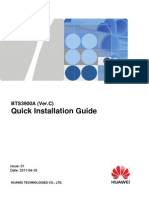 Bts3900a Ver.c Installation Guide