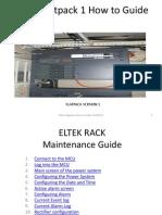 Eltek Flatpack 1 How to Guide