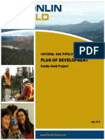 Natural Gas Pipeline PLAN of DEVELOPMENT - Donlin Gold Project - July 2012 Less Appendix REDUCED FILE SIZE