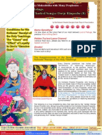 Lake of Lotus(13)-The Contemporary Mahasiddha With Many Prop