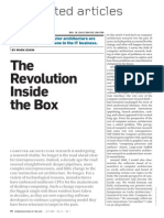 The Revolution Inside the Box