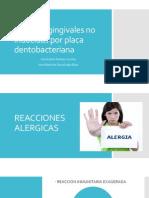 reacciones alergicas
