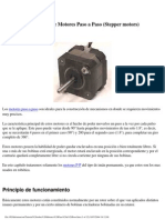 Electronica - Tutorial Sobre Motores Paso a Paso