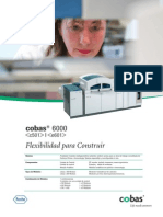 Folleto Cobas 6000 C501