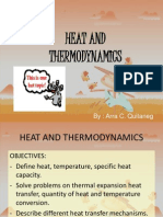 9 Heat & Thermal Energy