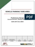 JRCP - Parking Yard Calc R1