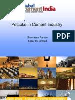 Petcoke in Cement Industry