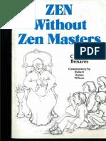 Zen Without Zen Masters by Camden Benares Text